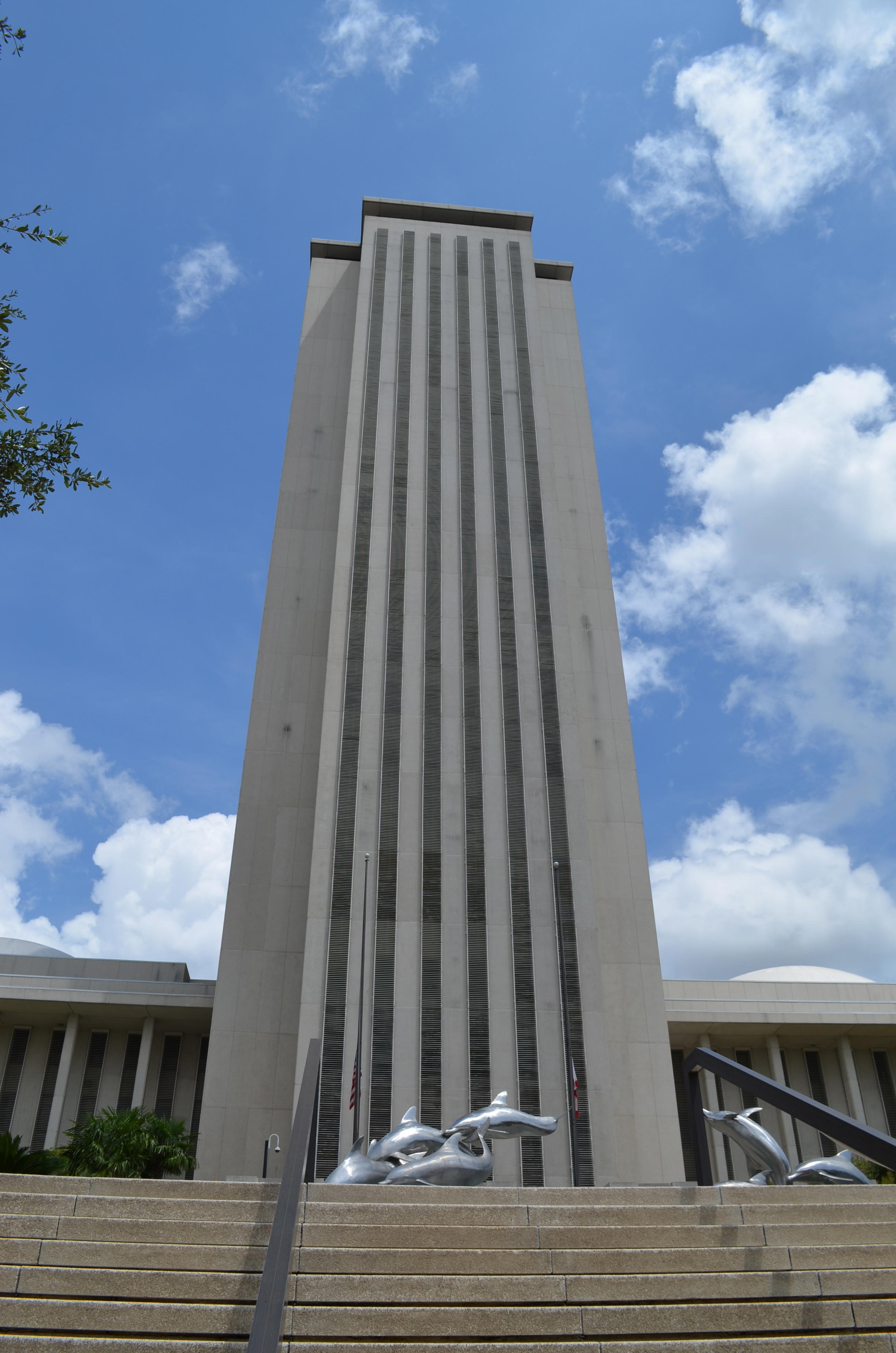 New Capitol Building Tallahassee Florida