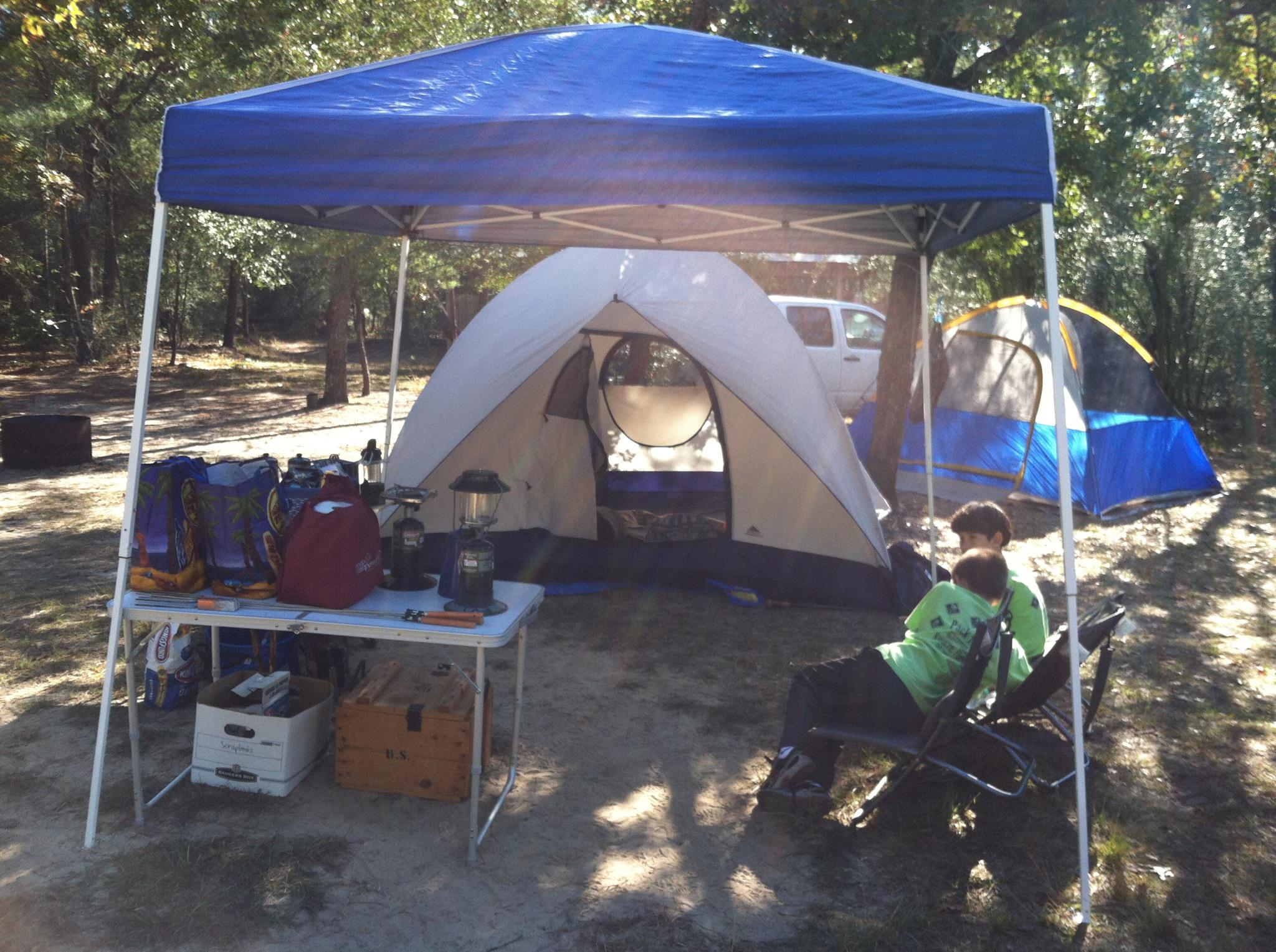 Camping And More Ground Control To Major Mom