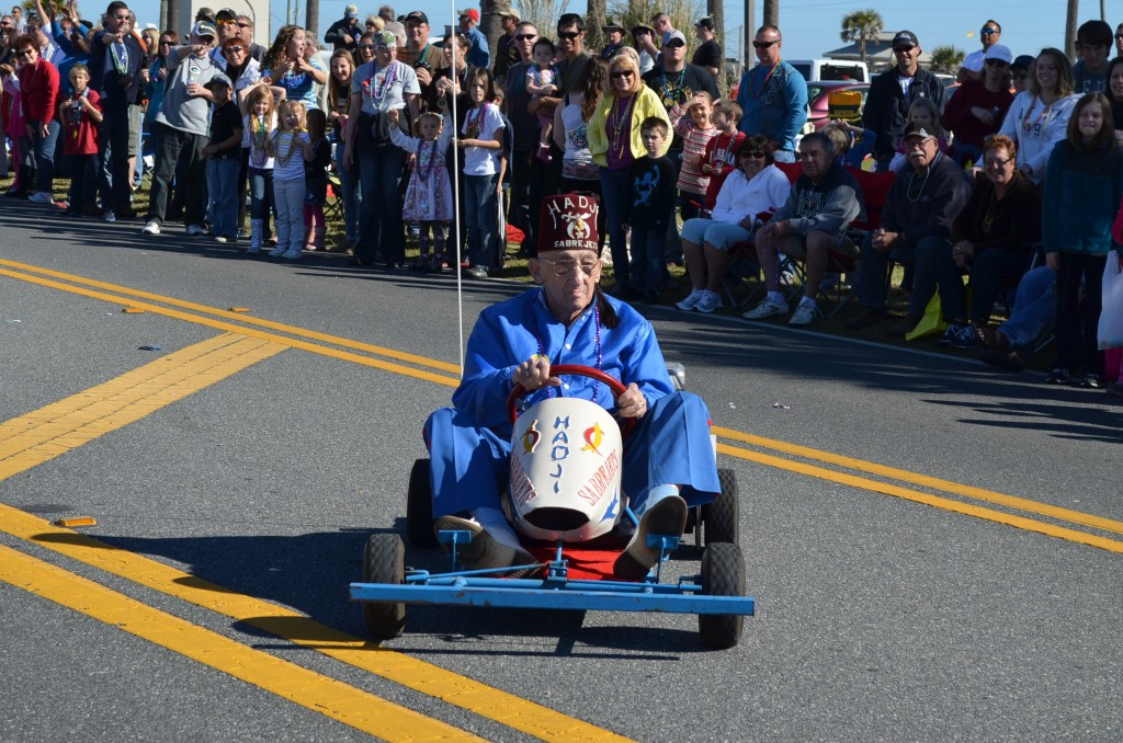 Love the Shriners!