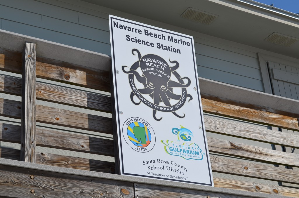 The Navarre Beach Marine Science Station is run by Santa Rosa County and the Santa Rosa County Schools. Its mission is to promote environmental awareness through education of the county's marine ecosystem.