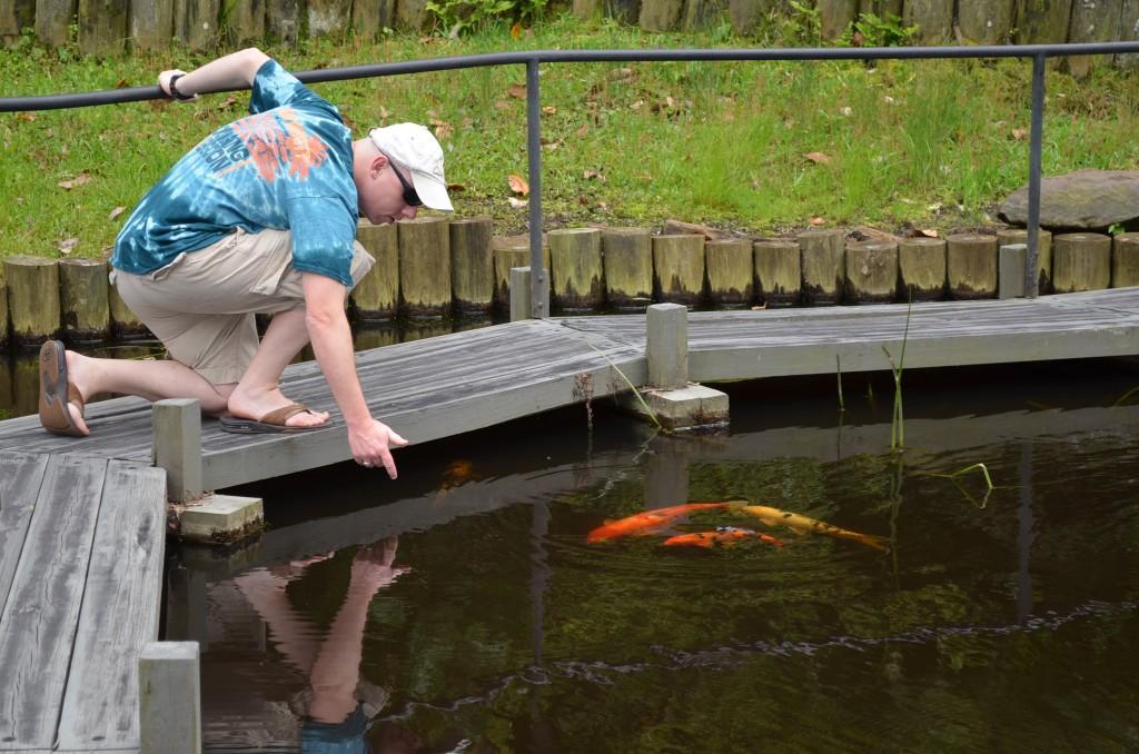 """""""Here fishy fishy...."""""""