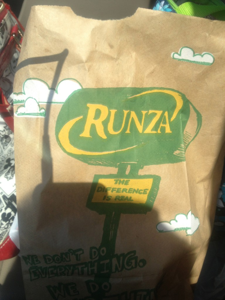 My boys love Runza!