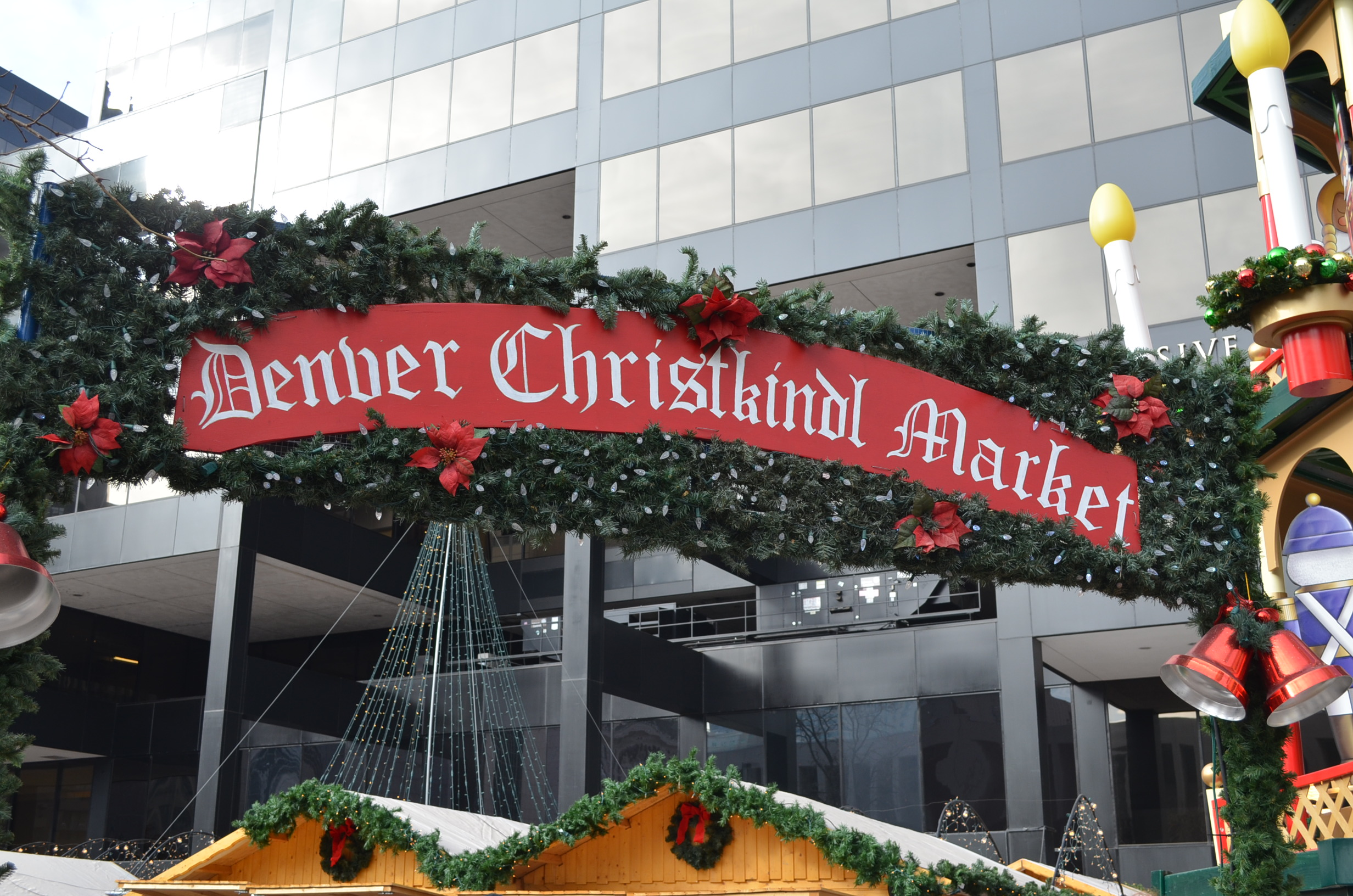 the denver christkindl market is an annual tradition