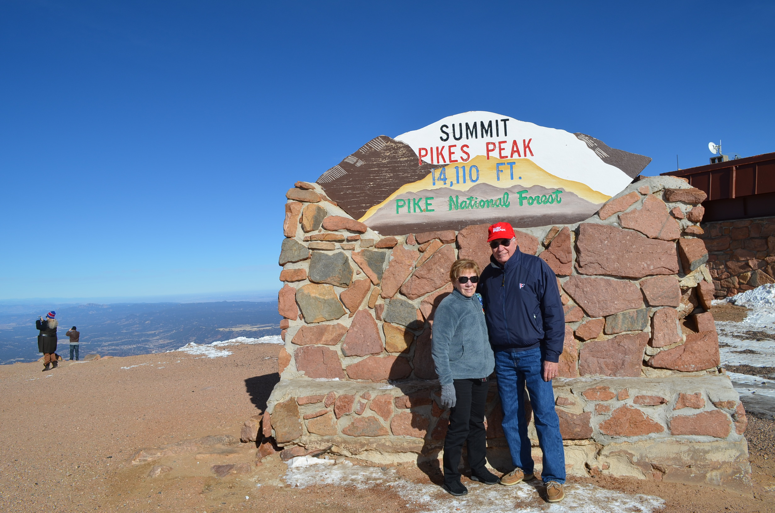 colorado discoveries 24 pikes peak highway ground control to