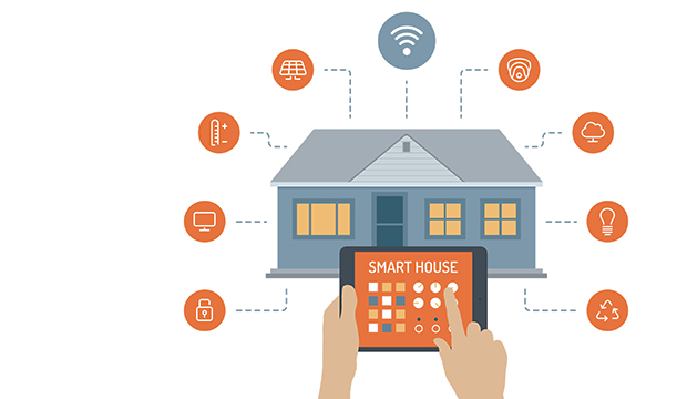 Smart Homes are coming. You can't escape it...