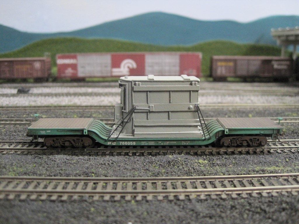 Used Cars And Trucks >> PC/Conrail Equipment | Dave Vollmer's N scale Juniata Division